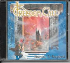 "CD ALBUM 11 TITRES--FREEDOM CALL--SATURDAY TO FAIRYLAND--1999 ""JAPAN PRESS"""