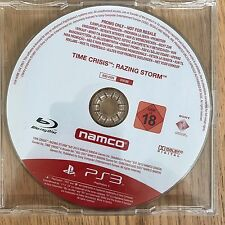 Time Crisis Razing Storm Brand New Disc Only - PS3 / Playstation 3