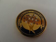CHALLENGE COIN CFC COMBINED FEDERAL CAMPAIGN THANK YOU HELP A LOT GIVE A LITTLE