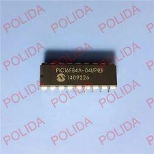 5PCS MCU IC MICROCHIP DIP-18 PIC16F84A-04I/P PIC16F84A-04E/P PIC16F84A