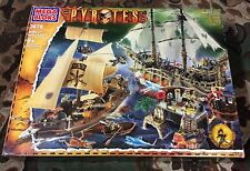 Mega Bloks 3678 Pyrates Battle at Skull Haven Set Rare New In Boxes See Details