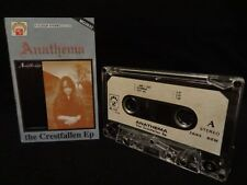 ANATHEMA THE CRESTFALLEN EP MC, CASSETTE