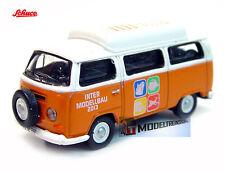 Schuco HO 1:87 25858 Volkswagen Campingbus T2a Special Edition Intermodellbau