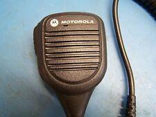 OEM Motorola PMMN4039 Noise Canceling Speaker Mic HT750 HT1250 HT1550