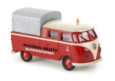 1/87 Brekina # 1668 VW T1 b DoKa Magirus Deutz Servizio clienti 32825