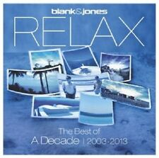 BLANK & JONES - RELAX-THE BEST OF. A DECADE 2003-2013  (2 CD)  DISCO/DANCE NEU
