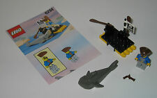 6234 LEGO Renegade's Raft – 100% Complete w Instructions EX COND 1991