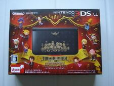 Nintendo 3DS LL Final Fantasy Theatrhythm Curtain Call Limited Edition JAPAN New
