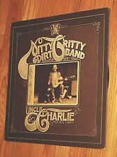 VINYL LP Nitty Gritty Dirt Band - Uncle Charlie & His Dog Teddy / Liberty
