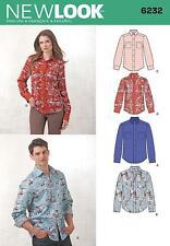 Nuevo aspecto patrón de costura se pierde' & para hombre de Superdry abotonada de 8-18 & 36-46 Pulgadas 6232