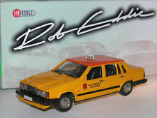RobEddie RE32x, 1987 Volvo 760 GL, TAXI Amsterdam, 1/43, rare, limited Edtion