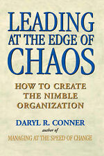 Leading at the Edge of Chaos by Conner