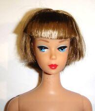 Nude Ash Brown American Girl Barbie Vintage Repro vn15