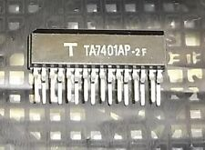Toshiba Audio 16-Pin Pre-Amplifier Driver IC TA7401AP NIB