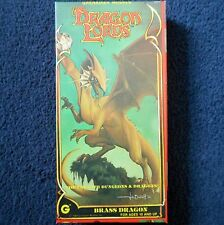 1984 Brass Dragon Lords Grenadier Models 2504 Dungeons & Dragons AD&D Wyrm Boxed