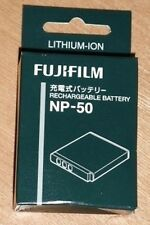 Genuine Fuji NP-50 Battery for FUJIFILM FinePix Digital Cameras New in Box