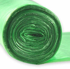 1Roll(50Pcs) Solid Clear Rubbish Garbage Clean-up Waste Trash Bags For Waste Bin