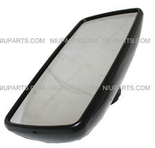 Freightliner M2 Columbia Rear View Main Mirror Black - Driver Side