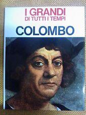 CRISTOFORO COLOMBO - I GRANDI DI TUTTI I TEMPI - GTT PERIODICI MONDADORI 1966