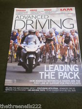 IAM - ADVANCED DRIVING - SUPPORTING PRO CYCLISTS - SUMMER 2011