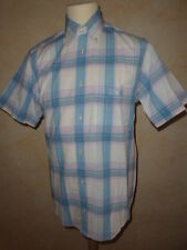 Chemise manches courtes SERGE BLANCO taille S