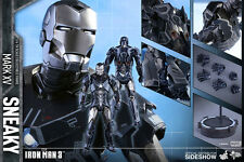 Sideshow Hot Toys IRON MAN MARK XV 15 SNEAKY1/6 Scale Figure 902367 MARVEL NEW