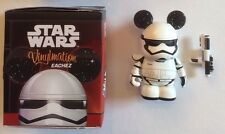 "Star Wars The Force Awakens STORMTROOPER SQUAD LEADER 3"" Vinylmation"
