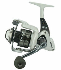 OKUMA TRIO WHITE TW40 MATCH SPINNING COARSE BASS CARP PIKE FISHING REEL BARBEL