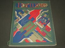 1936 DECEMBER FORTUNE MAGAZINE - GREAT COVER & ADS - F 85