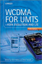 WCDMA for UMTS: HSPA Evolution and LTE by Dr. Harri Holma, Dr. Antti Toskala...