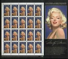 Legends of Hollywood   Marilyn Monroe Sheet