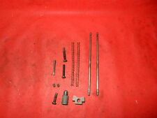 Remington model 597 22cal. rifle parts, pins, springs, screws, other parts