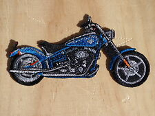 ECUSSON PATCH TOPPA AUFNAHER THERMOCOLLANT MOTO sporster dyna iron custom street