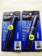 2 maybelline volum'express mascara the classic volume express 202 brownish black
