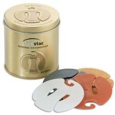 SOCKSTAR SOCKENKLAMMERN Gold Edition Präsentdose = 20 Stück in 4 coolen Farben