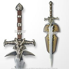 "47"" Two Handed Decorative Fantasy Anime Great Sword Video Game Weapon Replica"