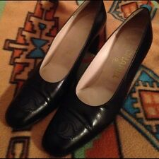 STUNNING Ultra Rare Authentic CHANEL CAMBON CC shoes heels Pumps, Beautiful!