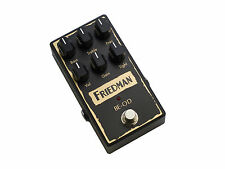 Friedman Amplification BE-OD Guitar Compressor Pedal Built-In Overdrive