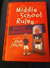 Middle School Rules by Brian Urlacher_#54 Chicago Bears_Signed_Autograph Book!!!