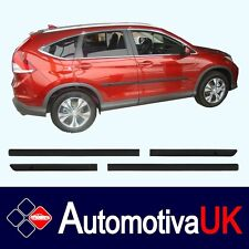 Honda CRV CR-V Mk4 Rubbing Strips | Door Protectors | Side Protection Mouldings