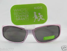 464:New $6.99 Foster Grant Sunglasses for Kids-(Boys & Girls)Deep Pink
