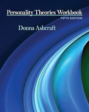 Personality Theories Workbook PSY 235 Theories of Personality
