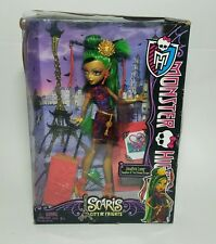 NEW Sealed Monster High Scaris City of Frights Jinafire Long Dragon Doll