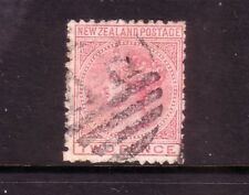 NEW ZEALAND....  1874  2d rose used