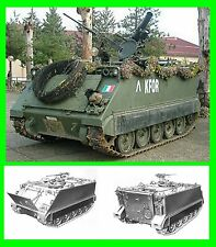 COLLECTION - VTC SEMOVENTE FIAT OTO MELARA M113 ARMOURED CARRO TRASPORTO - DVD