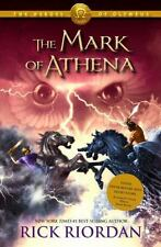 The Heroes of Olympus: The Mark of Athena Bk. 3 by Rick Riordan (2014, Paperback