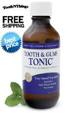 Tooth and Gums Tonic 18 oz - Dental Herb Company -Tooth & Gums - BEST Free Ship