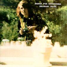 GRAHAM NASH Songs For Beginners RHINO RECORDS Sealed 180 Gram Vinyl LP