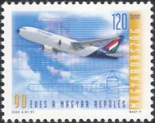 Hungary 2000 Airline/Aviation/Planes/Aircraft/Transport/History 1v (n45550)