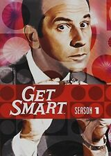 Get Smart: Season 1 - 5 DISC SET (2016, REGION 1 DVD New)